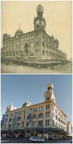 Grace Bros Broadway Glebe 1913