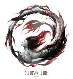 curvature mermaid