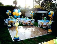 UCLA send-off party for our niece. | Party Ideas | Pinterest ...