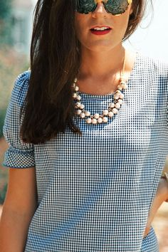 j. crew necklace | sarah vickers