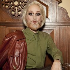 A Photographer Provides an Inside Look at the Stunning World of the Gender Non-Conforming