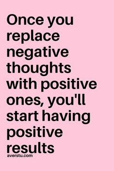 Once you replace negative thoughts with positive ones, you'll start having positive results Motivational Quotes For Girls, Girly Quotes, Motivational Leadership, Inspirational Quotes, Words Quotes, Life Quotes, Sayings, Favorite Quotes, Best Quotes