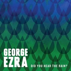 George Ezra Budapest CD cover- pattern, color