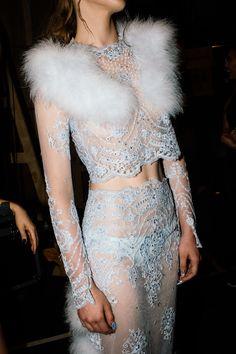 Backstage at Dyspnea Spring 2015 Ready-To-Wear, Australia Fashion Week