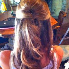 wedding hair by Sara Jane Sallis