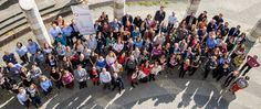Delegates of the Central & Eastern European Fundraising Conference 2014 in Bratislava, SK