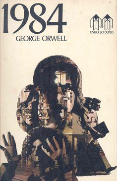 """1984 George Orwell .He lets his words run wild and I love it """"War is peace, freedom is slavery, ignorance is strength"""""""