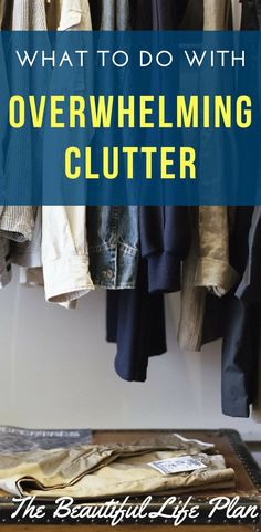 14 Things To Do With All Of Your Clutter