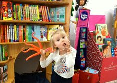 How to Get the Most Out of the Library (and Other Literacy-Friendly Places)