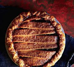 Cranberry Sage Pie by Photosfood52, via Flickr