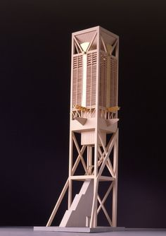 171_Carillon Turm / 1980 - 1989 / Chronology / Architecture / Home - HANS HOLLEIN.COM