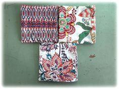 15x15cm Coupon Tissus en Toile Coton Beauté Imprimé Couture Matériel Accessories