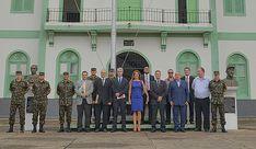 12° BI realiza jornada de palestras sobre o emprego da tropa em Operações de GLO.