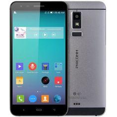PHICOMM EX780L 4G 3GB 32GB Android 4.4 MSM8974 Quad Core Phablet 5.5 Inch 13MP camera Fingerprint Gray