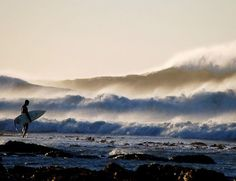 waves...GIANT waves...