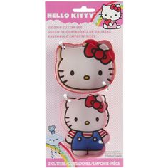 Wilton Hello Kitty 2-Piece Cookie Cutter Set *** Haven't you heard that you can find more discounts at this image link : Baking Accessories