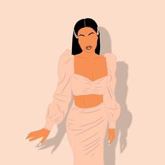 Woman Illustration, Portrait Illustration, Digital Illustration, Graphic Illustration, Graphic Art, Mode Poster, Halloween Painting, Digital Art Girl, Hand Art