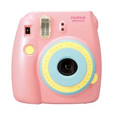 Holgadget Exclusive Sale!! - Fuji Instax Mini8 CMY Special Edition Camera ( Model A )
