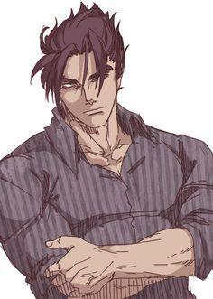 Image result for jin kazama anime fanart