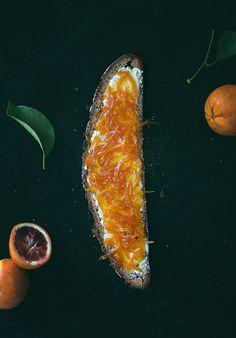 Blood Orange & Bourbon Marmalade Recipe