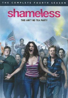 This release contains every episode from the fourth season of the Showtime series SHAMELESS, which stars William H. Macy as the drunken, irresponsible patriarch of a family filled with six children wh