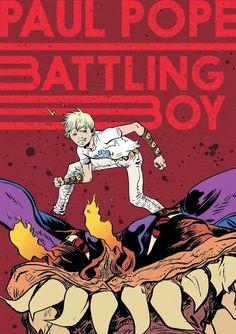 Battling boy #comics