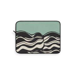 Laptop Sleeve with Modern Wave – WavyBazaar