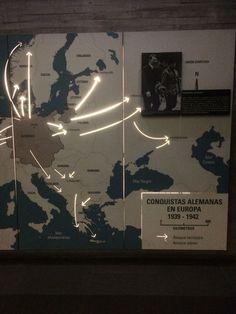 Delhi, conquistas alemanas en Europa.