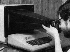 Taking a screenshot in 1983