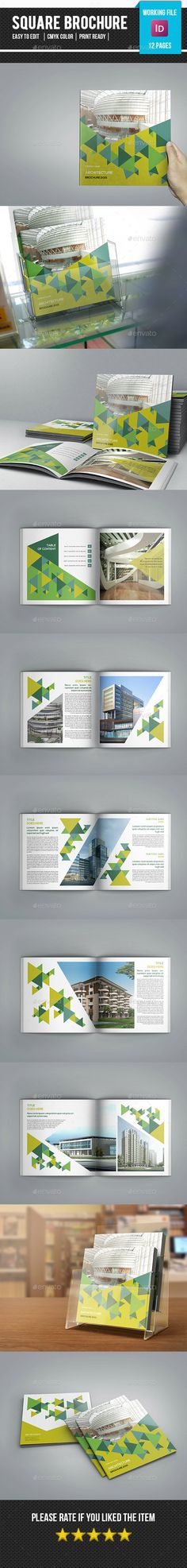 Architect Square Brochure-V73 - Catalogs Brochures