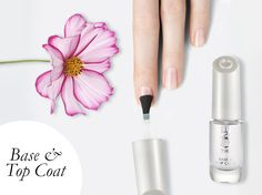 The ONE Clear Base & Top Coat