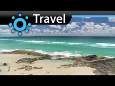 Fraser Island (Australia) Vacation Travel Wild Video Guide - http://bookcheaptravels