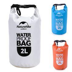 2L di Alta Qualità Ultralight Portatile Borse Impermeabili Corsa Esterna Alla Deriva Rafting Canoa Piscina Camping Escursionismo Dry Pouch Bag