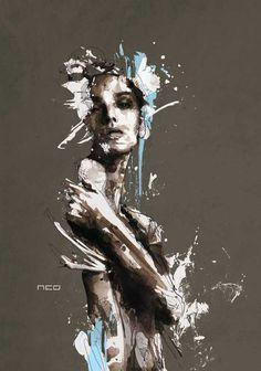 White&Grey Memories: ART A CASA: Florian Nicolle