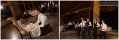 winter park wedding lodge at sunspot garter toss