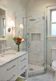 Houzz-- really like this bathroom