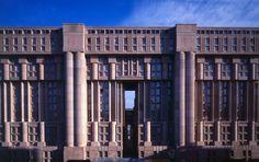 Ricardo Bofill Taller de Arquitectura, Gili Merin · Les Espaces d'Abraxas