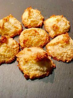 #Coconut #Almond #Macaroons