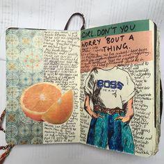 Sketchbook inspiration, sketchbook ideas, sketchbook pages, art Art Journal Pages, Album Journal, Bullet Journal Art, Scrapbook Journal, Journal Ideas, Art Journals, Kunstjournal Inspiration, Sketchbook Inspiration, Bullet Journal Inspiration