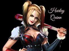 Harley Quinn FanMade GifMovie - YouTube