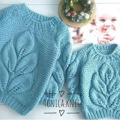 Baby Cardigan Knitting Pattern, Baby Knitting Patterns, Knitting Designs, Crochet Poncho, Winter Baby Clothes, Knitted Baby Clothes, Baby Sweaters, Girls Sweaters, Pull Crochet