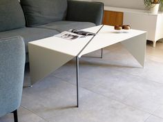Modern coffee table Cadre by NOTEN design www.notendesign.pl | stolik kawowy Cadre
