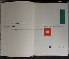 Title spread by Ladislav Sutnar 1949