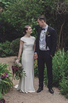 Vaucluse House Tearooms Wedding   Nicholas Joel Photography on @polkadotbride via @aislesociety