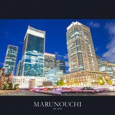 Marunouchi, TOKYO | 丸の内の夜景