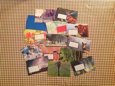 Floor heeft al deze enveloppen gemaakt, je hebt een mal nodig en kun je van de mooiste, leukste papiertjes enveloppen maken.