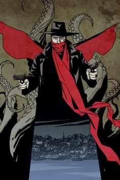 THE SHADOW OVER INNSMOUTH One-Shot by Ron Marz Coming in April