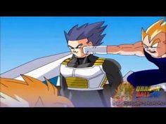 DragonBall Z AF -  The Super Tuffle Movie (DBZ Animation)