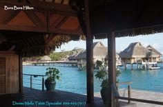 Bora Bora HIlton lobby #DeniseMello  #CertifiedTahitiSpecialist 888-462-781