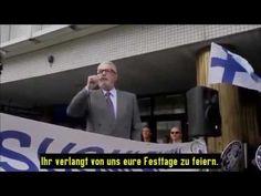 Ich kenne euch! Ex Diplomat über Moslems Merkel muss weg AFD PEGIDA